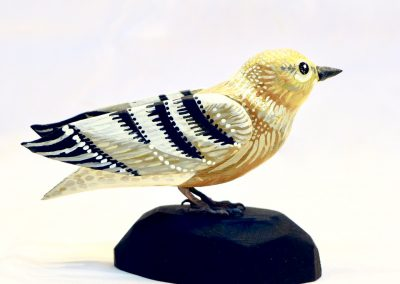 David Sears, Maine Art, maine bird carving, goldfinch carving, goldfinch sculpture