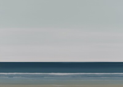 francis lipari, f.lipari, maine art, canadian artist, contemporary, landscape, meditative, design, architect, ocean, beach, end of the line
